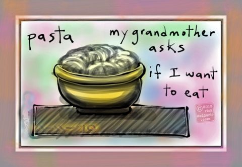 ©13 Pasta Grandmother 3 sml6x