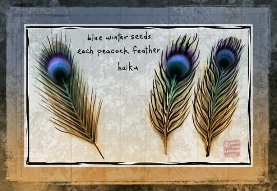 ©13 Peacock Blue 6 sml6x