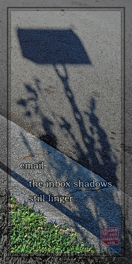 ©13 Shadow Mail Box 3 with Ku sml6x