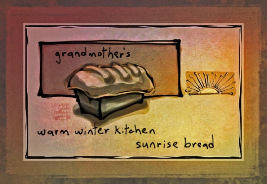 ©13 Sunrise Bread 3 sml6x