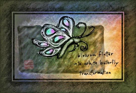 ©13 Blossom Flutter 3 sml6x