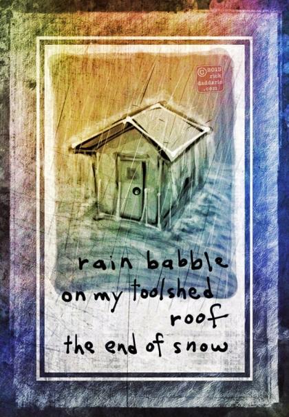 ©13 Rain Babble 3 sml6x