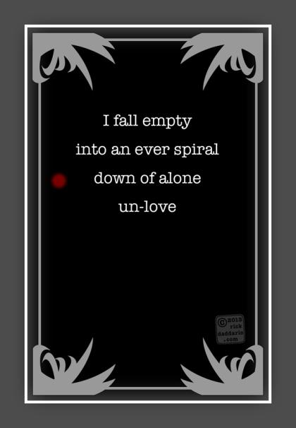 ©13 Fall Empty Unlove 1 sml6x