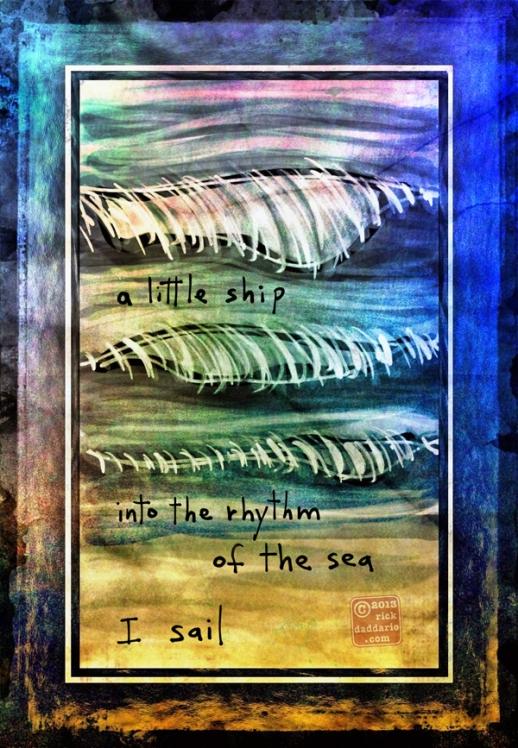 ©13 Little Ship Sea 3 sml6x