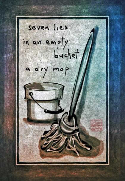 ©13 Mop Bucket 5 sml6x