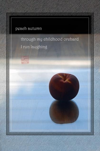 ©13 Childhood Peach 3 sml 6x
