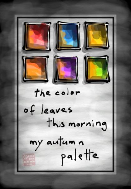 ©13 Autumn Palette 3 sml 6x