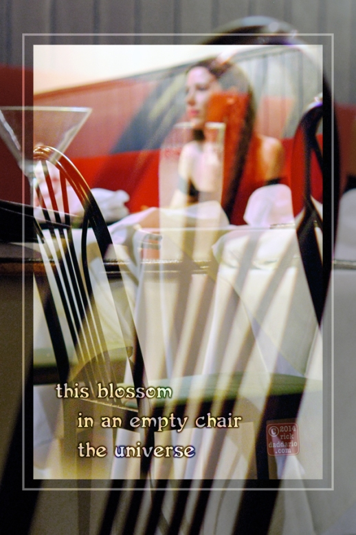 ©14 Empty Chair 2sml 6x