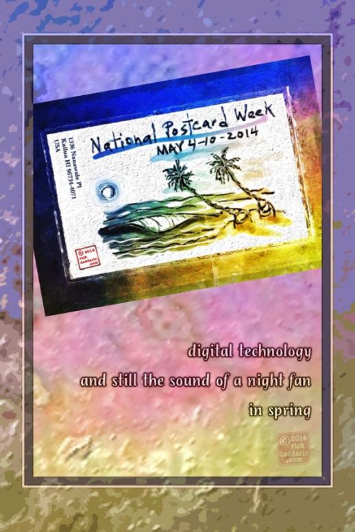 ©14 National Postcard Week 1 sml 6x