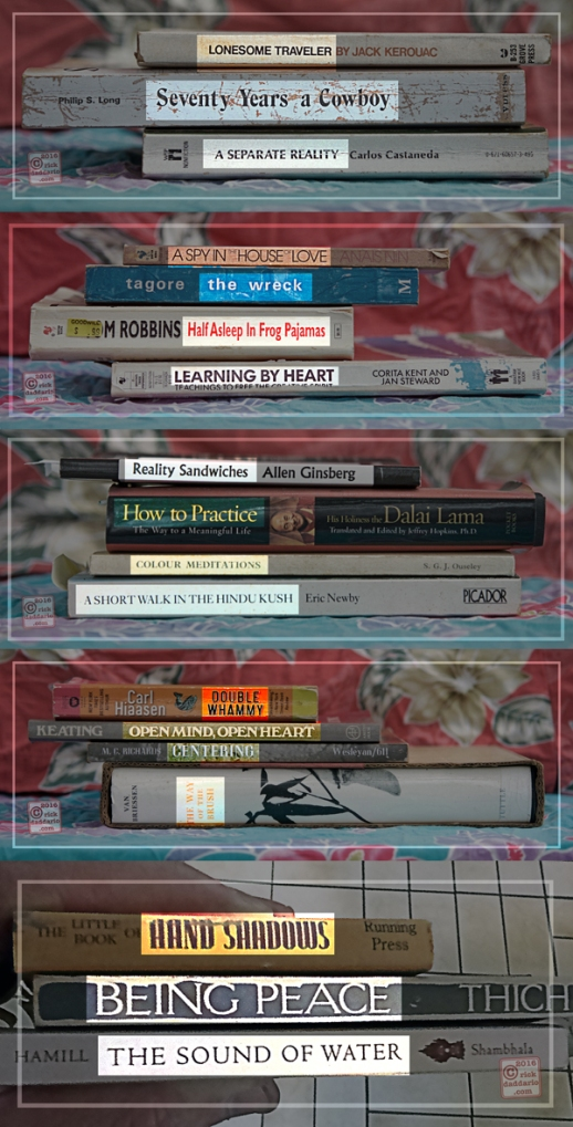 ©2016 five book spine poems sml 6x